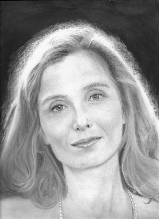 Julie Delpy by SilviaReis